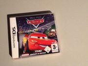 Nintendo DS Spiel Cars