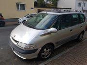 Renault Espace Silber - ideal für