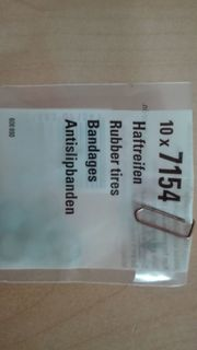 Märklin-Haftreifen Nr 7154 Nr 7153