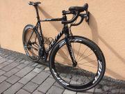Carbon - Benotti FUOCO Team - 57 cm