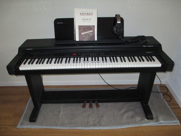 Top Stage Digitalpiano Kurzweil Mark
