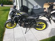 Yamaha MT07 689ccm