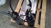 Staplergabeln hydraulische Schubgabeln