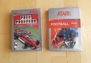Atari 2600 2x Spiele in