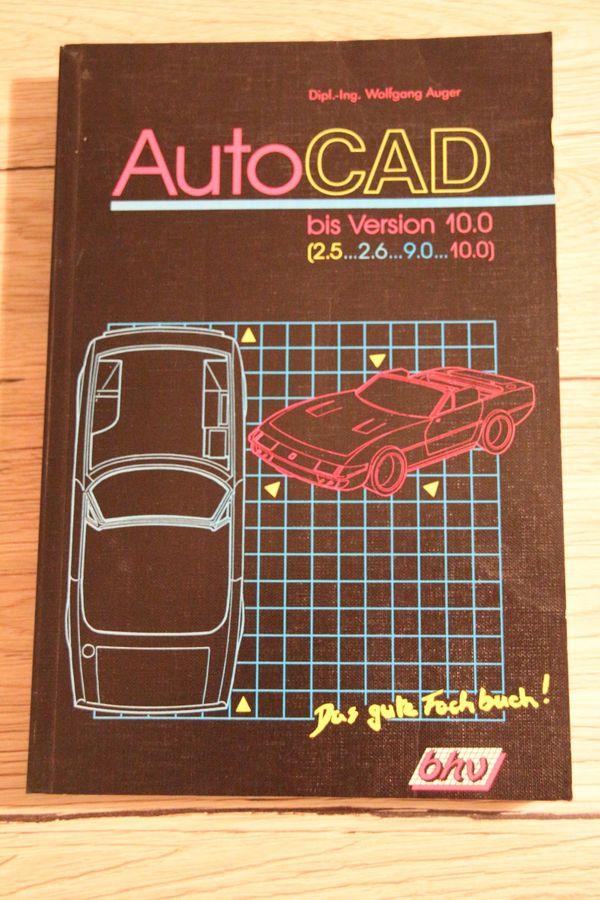 AutoCAD Buch Version 2 5