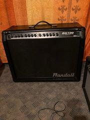 Gitarre Verstärker Randall RG 100