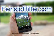 Top-Level com Domain - Feinstofffilter com -