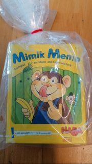 Mimik Memo - Lernspiel