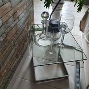 Glas Beistelltisch