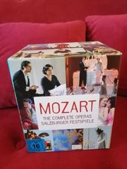 Mozart The Complete Operas - Salzburger