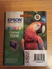 3 Stück Druckerpatronen Epson Colour