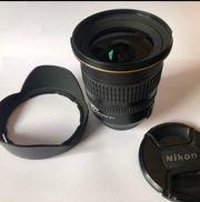 Nikon Weitwinkelobjektiv DX 12-24mm 1