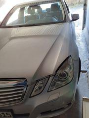Mercedes E 200 CGI Benziner