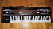 Roland Juno 60 - Bestzustand mit