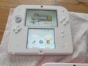 Nintendo 2DS inkl Spiele