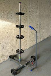 Reifenbaum für 4 PKW - Räder