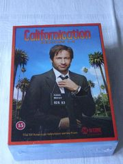 DVD Hank Moody Seasons 1-4