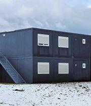 Wohncontainer Containeranlage mit 108 qm