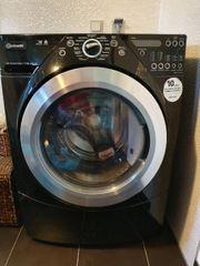 Waschmaschine mit Fehler