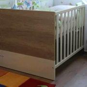 PAIDI Kinderbett 70x140