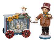 Käthe Wohlfahrt schöne Weihnachtszeit Drehorgel