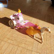 Playmobil Prinzessin mit Kutsche
