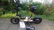 Revoluzzer E-Scooter mit Akku 2016