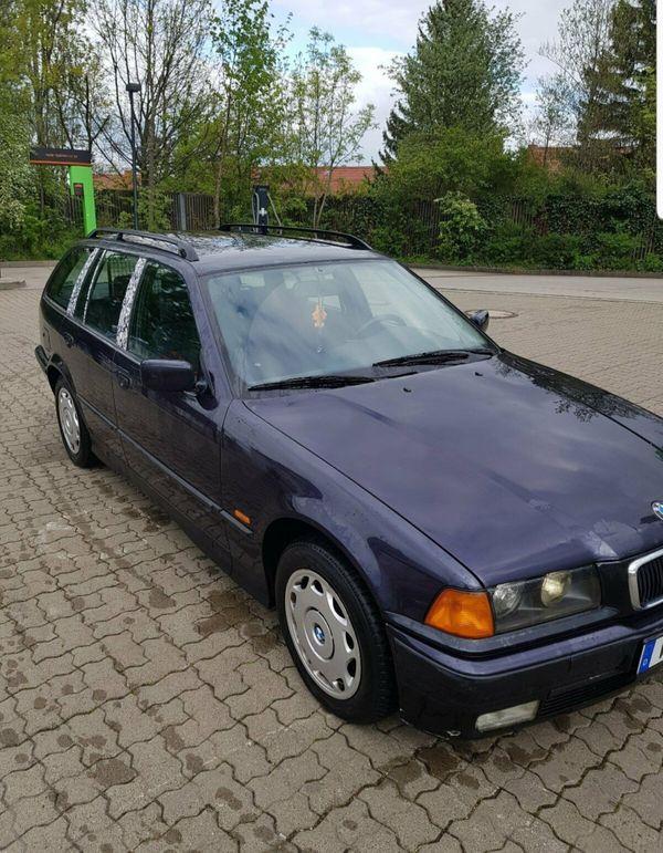 BMW E36 TOURING 316I
