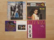 5 Schallplatten LP Bros Bizz