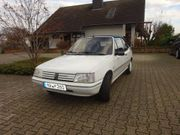 Youngtimer Peugeot Cabrio 205
