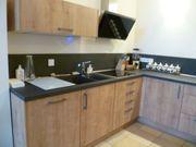 Einbauküche neuwertig mit Miele-Geräten