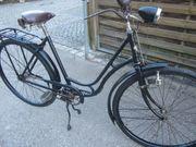 Antikes Damenrad 28 Wanderer