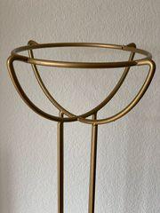 Deko Blumenständer - Gestell aus Metall