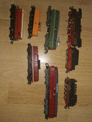 Modelleisenbahn TT 42 Teile DDR