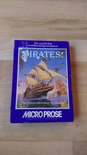 Pirates für Commodore c64 in