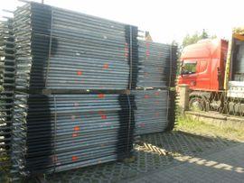 Sonstiges Material für den Hausbau - 223 m² gebrauchtes Gerüst Layher