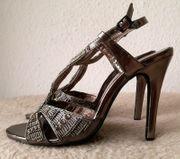 Damen High Heels Stiletto Sandalen