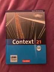 Englisch- Buch Context 21 mit