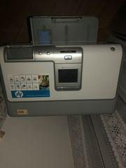 HP Photosmart Drucker und Scanner