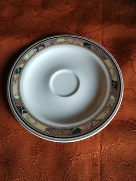 Bild 4 - Hutschenreuther Espresso Sammeltasse Bone China - Mistelgau