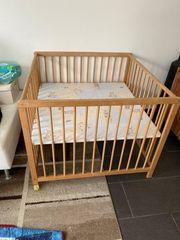 Baby Laufstall von Geuther in