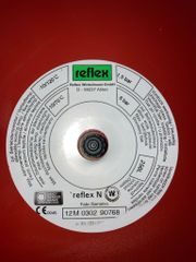 REFLEX N 250 Membran-Ausdehnungsgefäß 250l