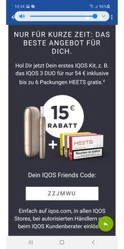 IQOS Duo 3 für 54EUR
