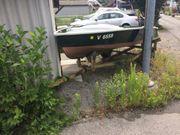 Boot Gundel inkl Anhänger