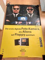 Werbeplakat Sony - Men in Black -