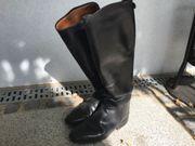 Cavallo Lederreitstiefel schwarz Größe 42