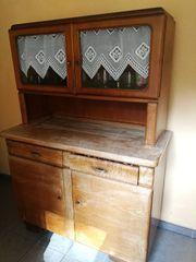 Oma s Küchenschrank Küchenbuffet Massivholz