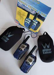 Verkaufe Funksprechgerät fast neu