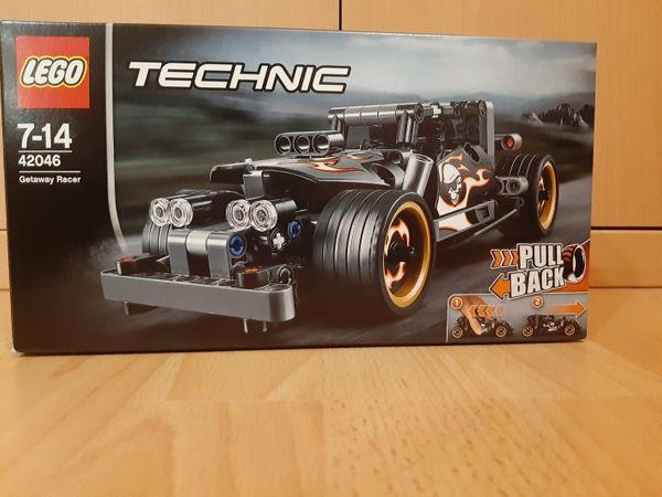 LEGO Technik 42046 Getaway Racer