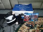 Playstation VR Brille mit 2